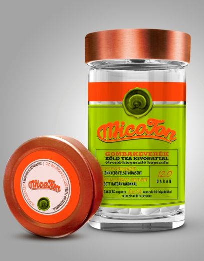 MicoTon gyógygombák